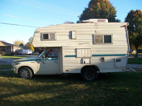 1979 Toyota Holiday Motorhome For Sale In Lincoln Ne