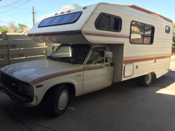 1982 Toyota Sunrader Motorhome For Sale in Longmont, CO