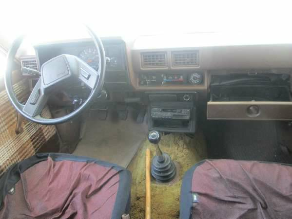 1984 Toyota Dolphin 21FT Motorhome For Sale Moreno Valley