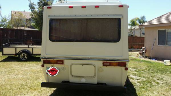 New 1985 Toyota Sunrader Motorhome For Sale In San Diego CA