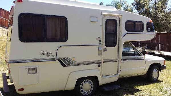 Wonderful  HILO Camper Travel Camping Trailer For Sale In San Diego California