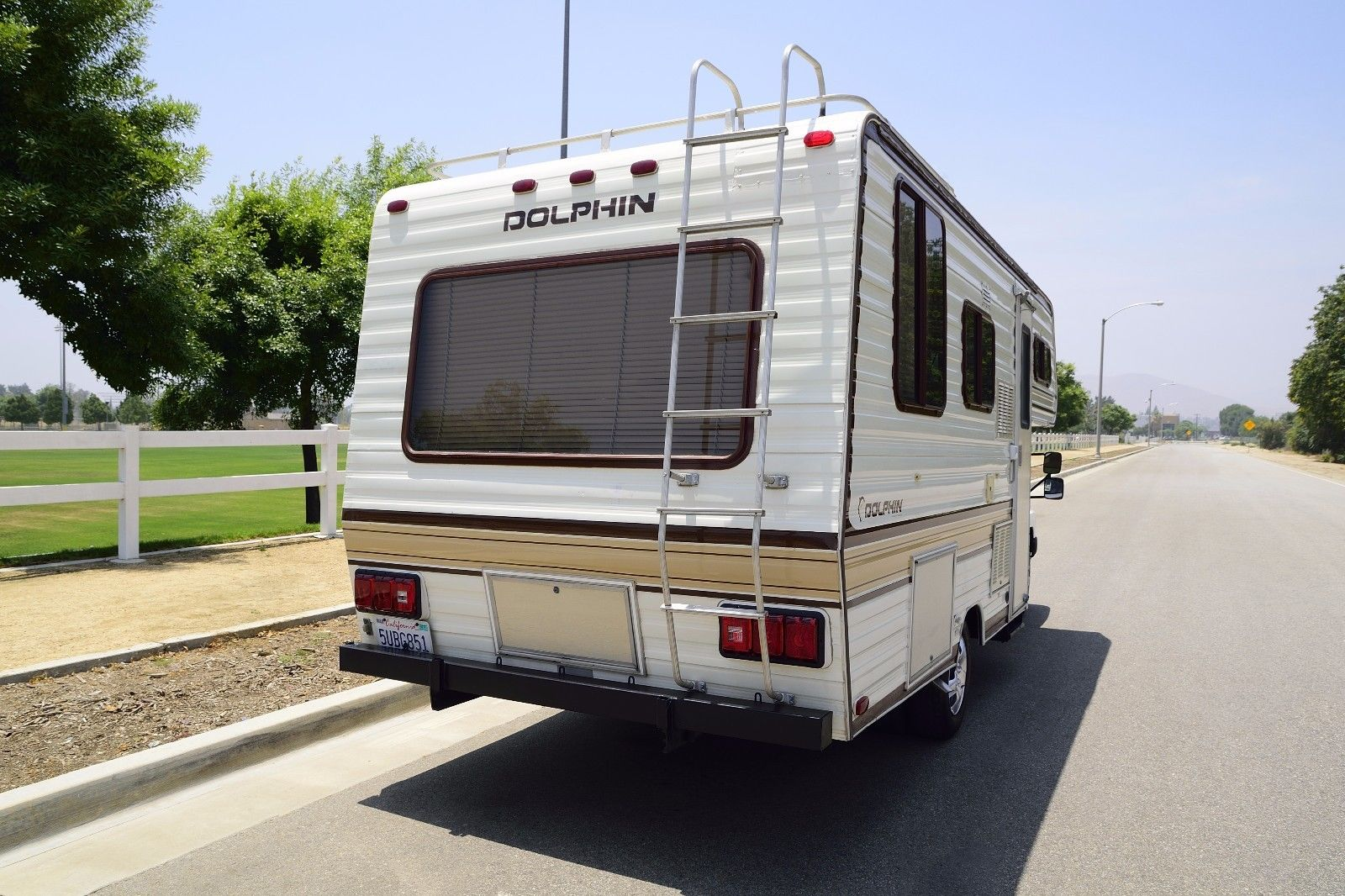 1985 Toyota Dolphin 20ft 4cyl Auto Motorhome For Sale In Orem Utah