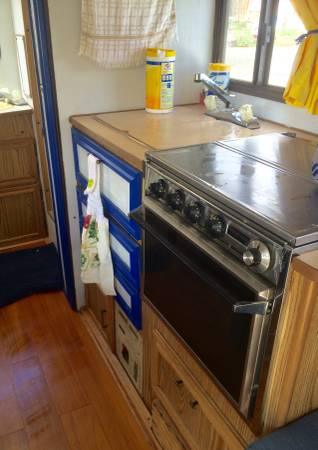 1987 Toyota Odesseymotorhome For Sale In Western Slope Co