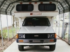 1987 Toyota Sunrider Rv Front view