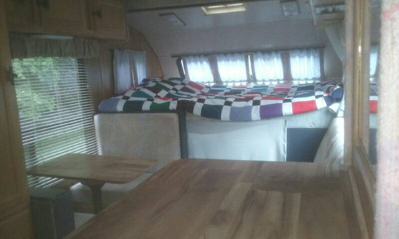 1987 toyota sun land express motorhome for sale in fargo nd. Black Bedroom Furniture Sets. Home Design Ideas
