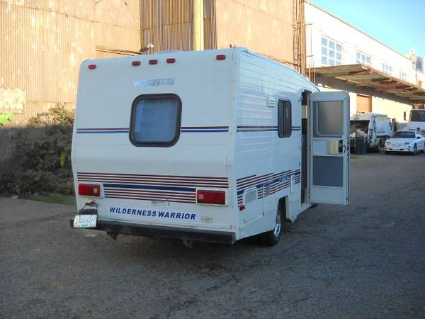 Popular 1989 Toyota Itasca Spirit 19FT Motorhome For Sale In West Vancouver WA