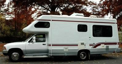 Craigslist Mohave County Az >> 1990 Toyota Odyssey Americana Motorhome For Sale in Orange ...