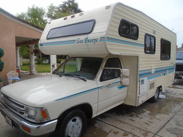 Cool Fleetwood 36Ft Class A Motorhome For Sale In FRESNO CA  RacingJunk