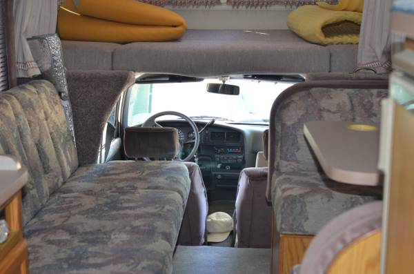 1992 Toyota Winnebago Warrior 20FT Micro Motorhome For ...