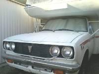 1980 Toyota Class C RV
