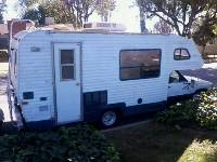 1986 Toyota Conquest RV