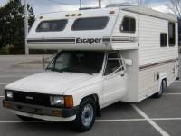 1986 Escaper RV