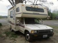 1992 Toyota Winnebago Warrior