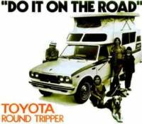 DO IT ON THE ROAD - Toyota Motorhome Ad
