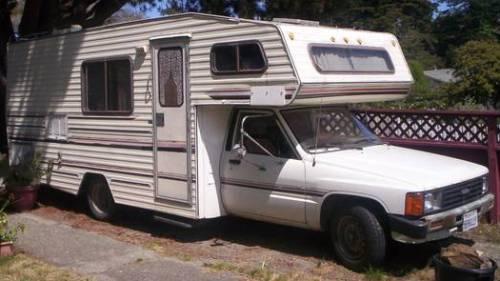 1985 Humboldt CA