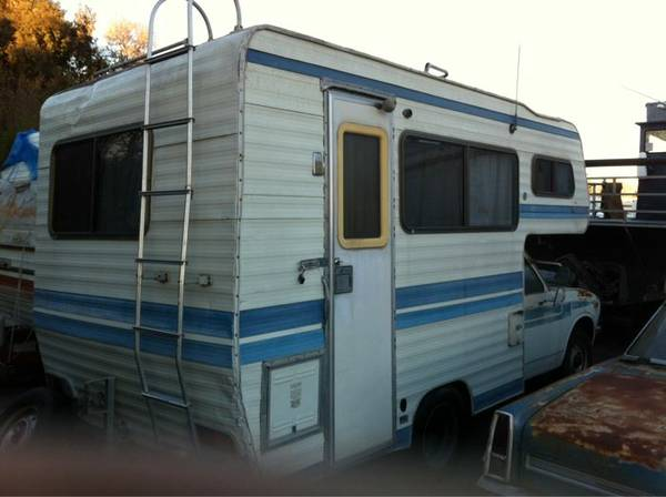 1980 Toyota Dolphin Motorhome For Sale in San Luis Obispo CA