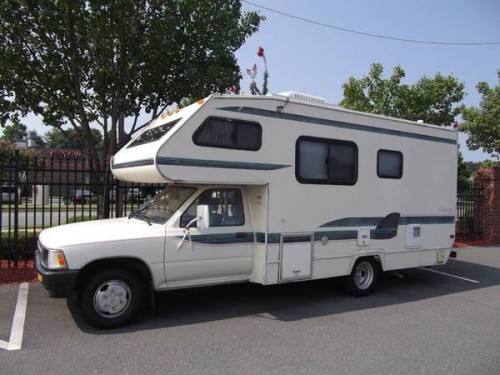 Toyota Dealers Okc >> 1992 Toyota Conquest Motorhome For Sale in Winston Salem NY