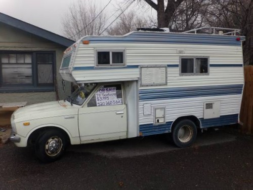 Lastest 1985 Toyota Dolphin Motorhome For Sale In Redding CA