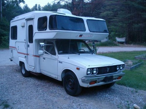 1979 Toyota Sunrader Motorhome For Sale In Lake Charles La