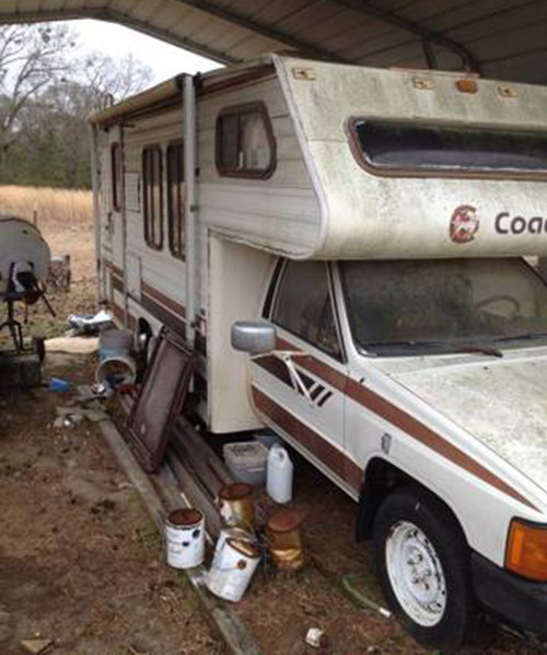 1985 Toyota Motorhome Coachmen For Sale In Pansey Al