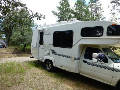 Motorhomes For Sale In San Diego >> 1991 Toyota Sunrader Motorhome For Sale in San Diego CA
