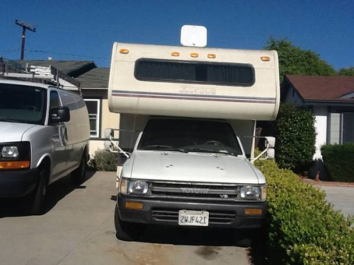 Brilliant Craigslist  RV For Sale In Ventura CA  Clazorg