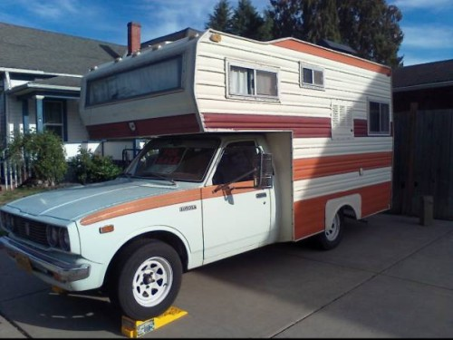 1977 Toyota Cal Camper Motorhome For Sale in Hillsboro, OR