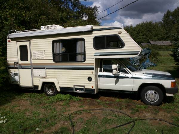 Cool Toyota Motorhome Class C RV For Sale In Bellingham WA