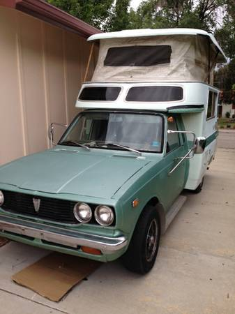 1977 Toyota Chinook Motorhome For Sale In White Rock Nm