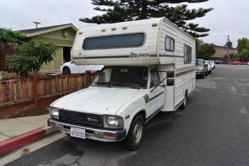 Rv Tires Near Me >> 1983 Toyota Dolphin Motorhome For Sale in Arroyo Grande, CA