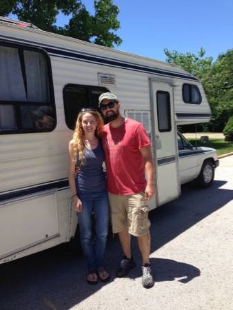 Rv For Sale Ny >> 1985 Toyota Escaper 19 FT Motorhome 22R Man For Sale in Bakersfield CA