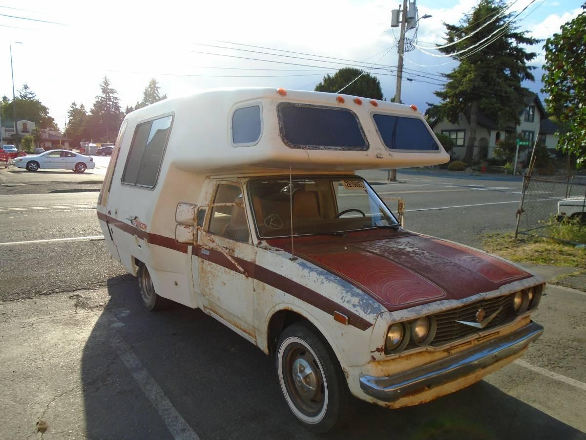 1977 Toyota Chinook Motorhome For Sale In Seattle Wa