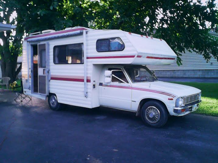 toyota motorhome class c rv for sale in ohio