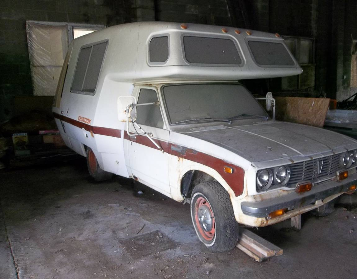 1978 Toyota Chinook Motorhome For Sale In Sumner Il