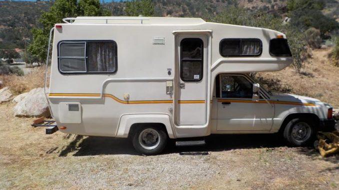 1984 Tehachapi CA