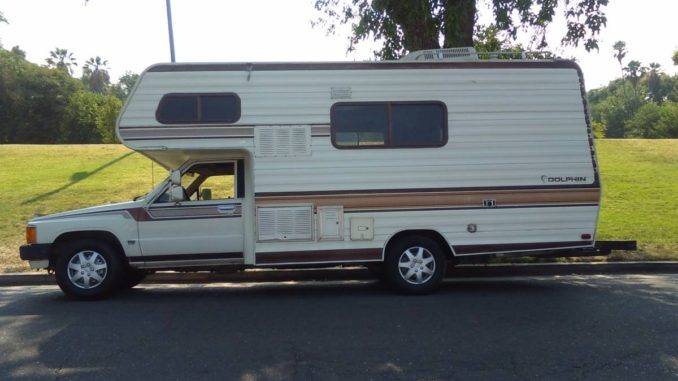 1985 Toyota Dolphin Motorhome For Sale In Modesto Ca