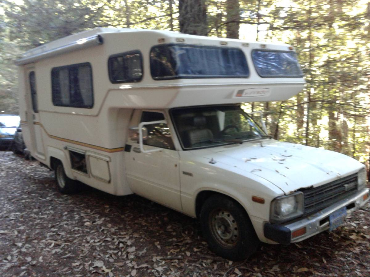 Popular 1993 Toyota Winnebago Motorhome For Sale In Sacramento CA