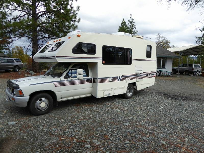 Unique Truck Campers For Sale In Lakeside California