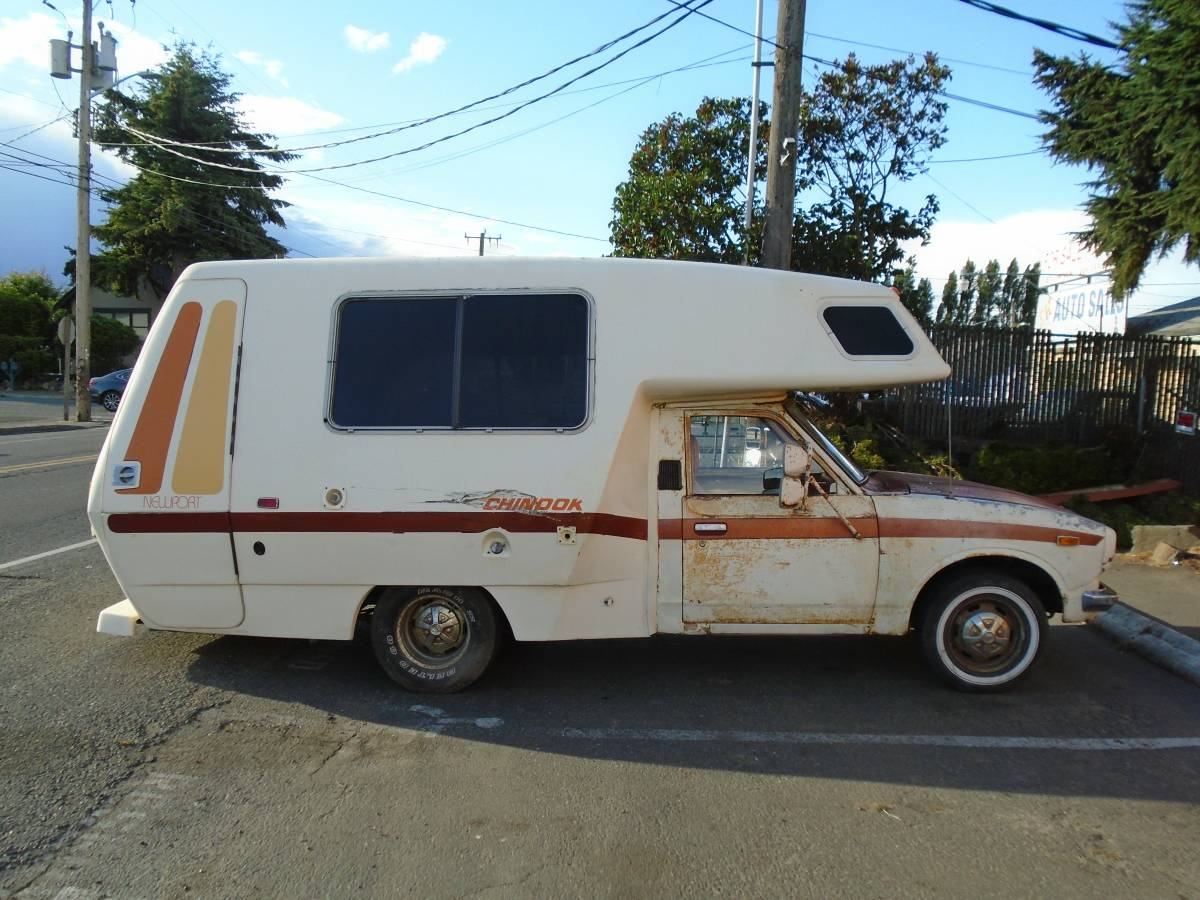 Lazy Daze Rv >> 1977 Chinook Motorhome | Autos Post