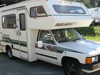 Toyota motorhome class c rv for sale in idaho 1987 travel master post falls id publicscrutiny Choice Image